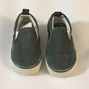 Cherokee Gray Slip-on Sneakers Size 5